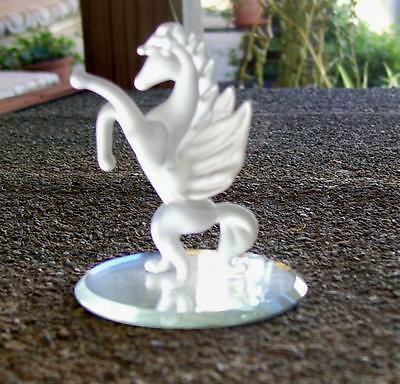 Lovely Spoontiques Crystal Pegasus Figurine