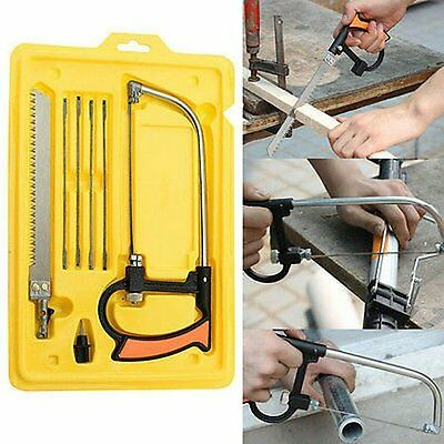 Magic Saw Multi-functional Hand Saw 8-in-1 Universal Set DIY Metal Wood Glass