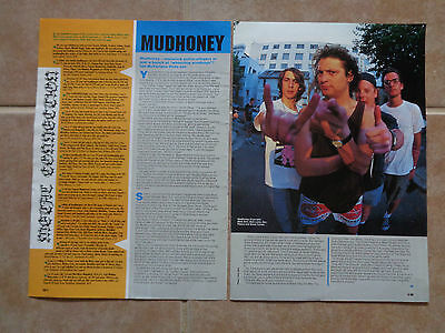 Mudhoney_Scatterbrain_MAGAZINE CLIPPINGS_ships from AUSTRALIA_10i