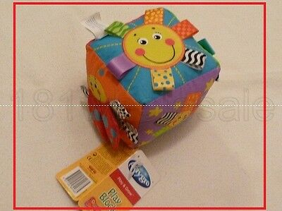 ❤ Playgro Loopy Loops Playblock Ball Baby Toy NEW ❤