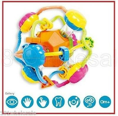 ❤ Brand New PLAYGRO My First Discovery Ball Baby Fun Toy 0m+ BPA Free ❤