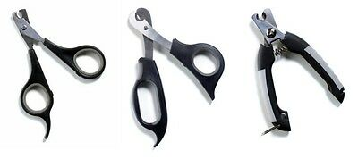Small Animal Nail Claw Scissors Clippers for Guinea Pigs Rabbits Small Dog Puppy