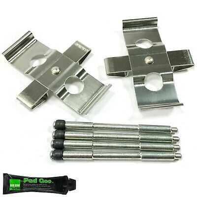 MERCEDES S-CLASS S430 /& S500 W220 FRONT BRAKE PAD FITTING KIT PAD PINS BPF1803K