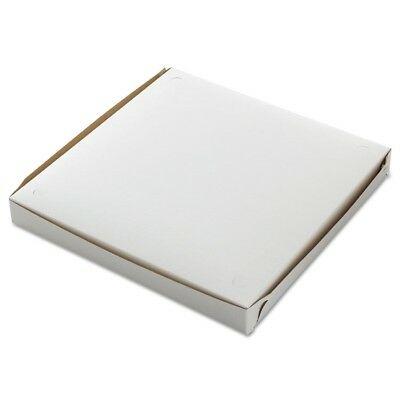 Paperboard Pizza Boxes,16 x 16 x 1 7/8, White, 100/Carton - SCH 1450