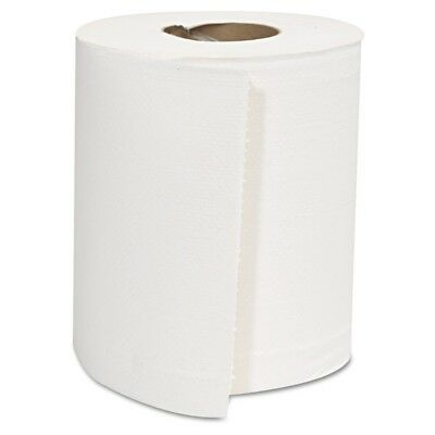 GEN Center-Pull Roll Towels, 2-Ply, White, 8 x 10 - GEN CPULL