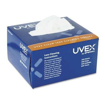 Clear Lens Cleaning Tissues, 500/Box - UVX S462