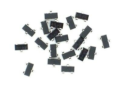 20x PHILIPS BAV70 70V/200mA Dual (Doppel-Diode,Dioden,SMD,SOT-23,A4 p 30)K153