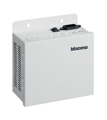 Legrand Video Access Control-BTicino 3005 Power Supply for D45 Video Door System