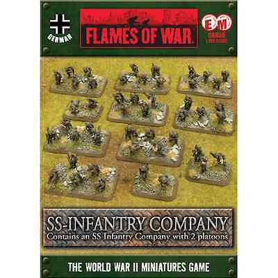 FLAMES of WAR: SS Infantry Company
