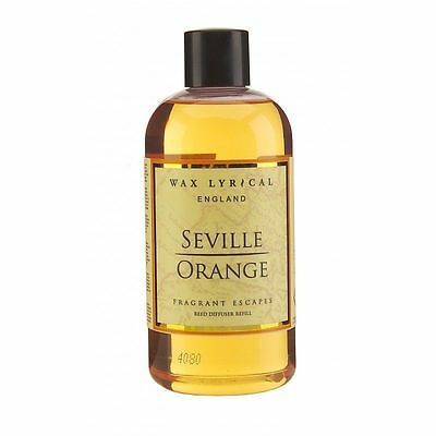 Wax Lyrical SEVILLE ORANGE Reed Diffuser Refill 250ml
