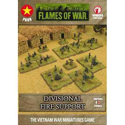 FoW-VPABX09 - FLAMES of WAR: 15mm; PAVN Divisional Support