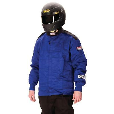G-Force SFI-1 Racing Jacket Only, Red, Size XL
