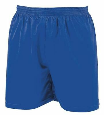 Stanno Universal Boys Shorts Royal Blue Size 116/128 ,Waist 22""