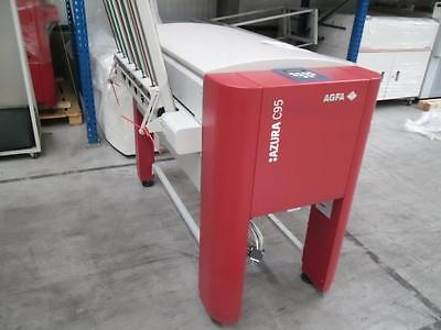 Agfa Azura C95 Plate Processor with Plate Stacker