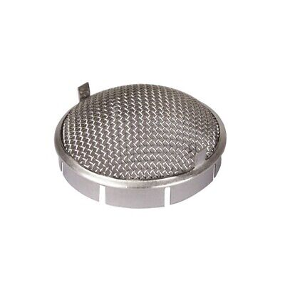 """Speedway 9104020 Domed Carburetor Screen Stromberg Holley & Ford Carbs 2.12"""" OD"""