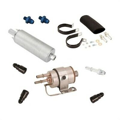 Speedway Motors High Performance LS Engine Swap Fuel Filter Regulator & Pump Kit