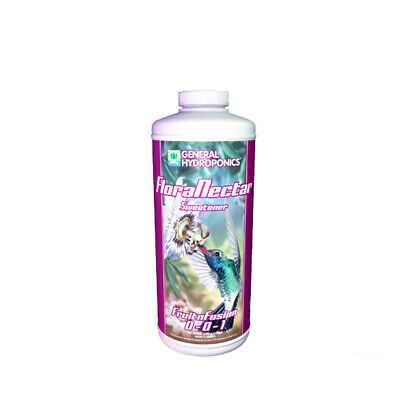 General Hydroponics Flora Nectar Fruit N Fusion - 946ML / 3.79L | Flavour Boost