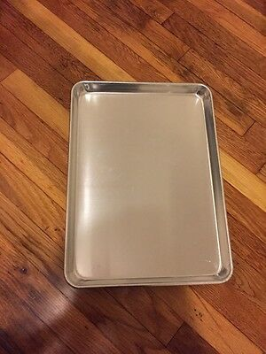 1 piece Half Size Commercial Aluminum Sheet Baking Cookie Sheet Pan 13 x 18