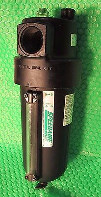 SPEEDAIRE 4ZL61 Air Line Lubricator, 1 In, 275 cfm, 250 psi  NEW!  SAVE!~