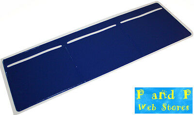 3 Pocket Tax Insurance NCT MOT Disc Holder Available in 7+ Colours Brand New!