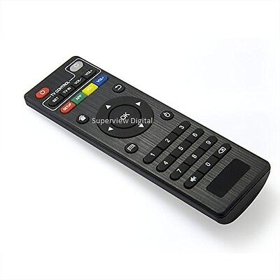 Genuine Superview MXQ M8N Android TV box Remote Control unit