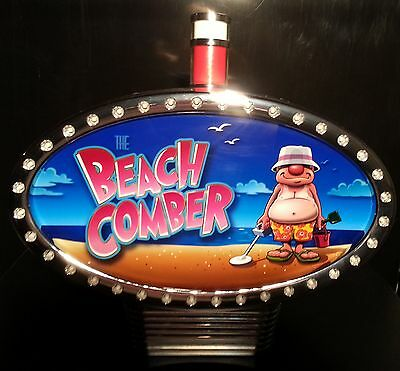 IGT Slot Machine Topper BEACH COMBER
