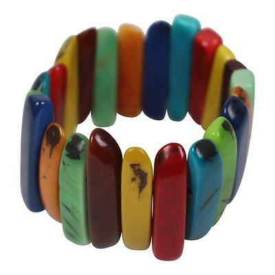 Tagua Bracelet From Ecuador New Handmade Stunning Fair Trade Eco Friendly