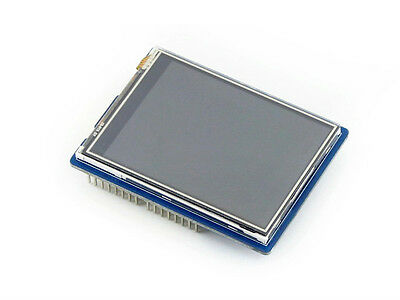 2.8inch HX8347 320×240 Resistive TFT LCD Touch Shield