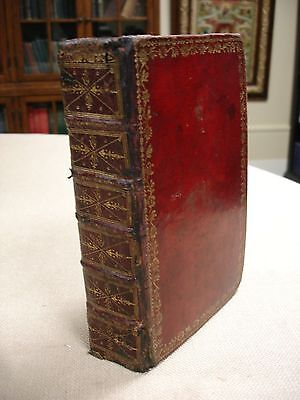 1727 Book of Common Prayer - Signed,Owned,Inscribed - Robert Hare