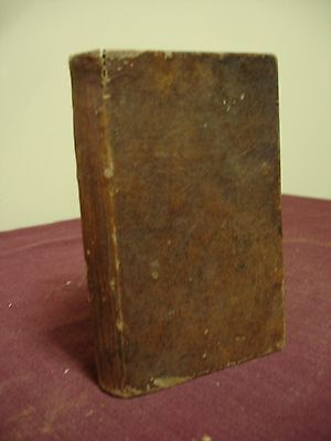 1843 Bible KJV Stereotyped by James Conner