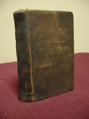 Bible, KJV - 1819 Second American from the Cambridge Stereotype Edition