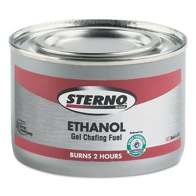 Sterno Ethanol Gel Chafing Fuel Can, 182.4g - STE 20108