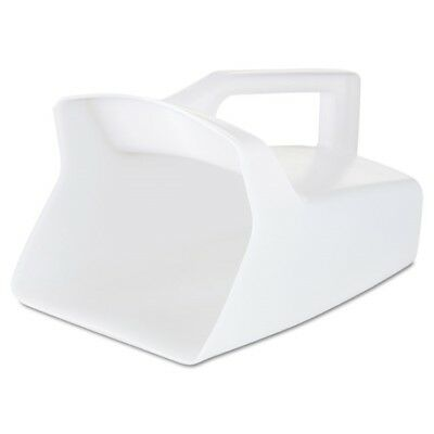 Bouncer Bar/Utility Scoop, 64oz, White - RCP 2885 WHI