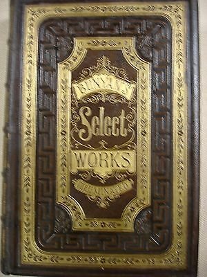 Bunyan's Select Works Illuminated - 1868