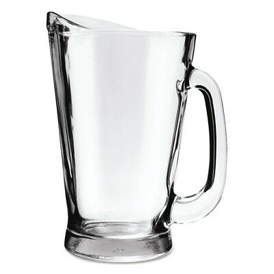 Anchor Beer Wagon Pitcher, 55oz, Clear - ANH 1155UR