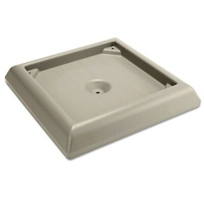 Weighted Base Accessory for Ranger Container, Beige - RCP 9177 BEI