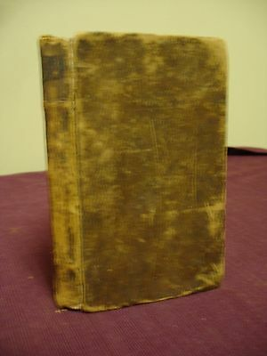 French New Testament - American Bible Society - 1831