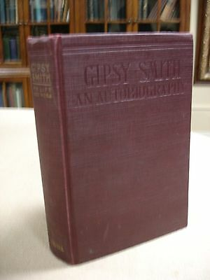 Gipsy Smith Autobiography inscribed by Gipsy Smith - 1901