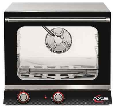 NEW Axis AX-514H Electric Convection Oven - 1/2 Size Pan - 4 Trays / Shelves