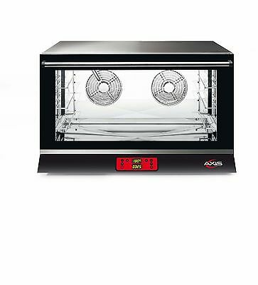 NEW Axis AX-824RHD Electric Convection Oven - Full Size Pan - 4 Trays / Shelves