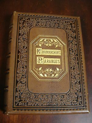 The Parables of Frederic Adolphus Krummacher - FBHP-14