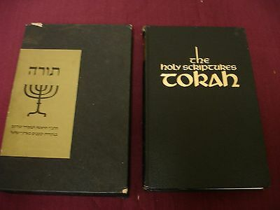 Torah - The Five Books of Moses