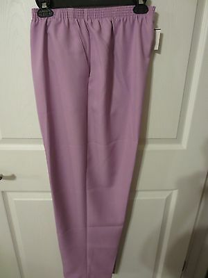 ALFRED DUNNER Women's Lavender Pants - sz 16 -  MSRP $42.00 - NWT