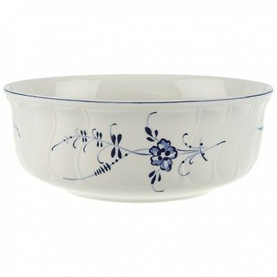 "Villeroy Boch Vieux Luxembourg Serving Bowl 8 1/4"" New"
