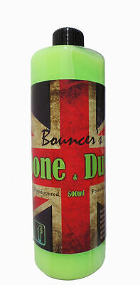 Bouncer's Done and Dusted, 500ml - Quick Brillaint Shine Detailer, Trigger Head
