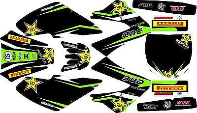 Kit Déco Moto pour / Mx Decal Kit For Derbi - Bud