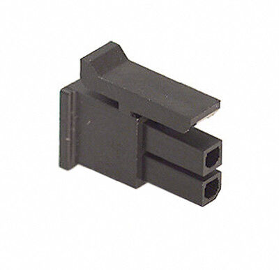 Housing Connector Micro Fit Male 2 Way Molex 43025-0200 Price For 2 Pcs