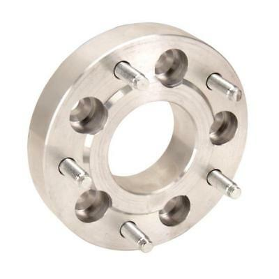 Aluminum 1928-35 Ford Wire Wheel Adapters, 5 x 4-1/2 Inch