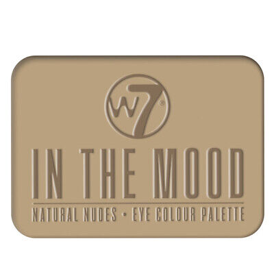 W7 Maquillage Eye Shadow Palette Naked Nude Naturel Couleurs - In The Mood