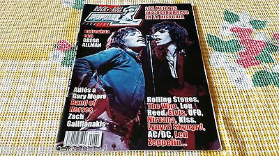 Zz- Revista Magazine Rock And Roll Popular 1 Nº449 - Rolling Stones - The Who